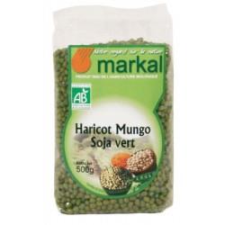 Haricot mungo soja vert 500 g