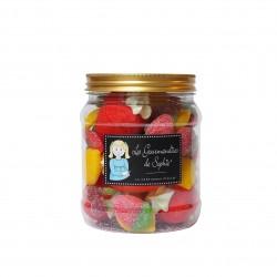 Bocal salade de fruits 390G