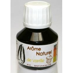 "Arôme naturel ""vanille"" - 50ml"