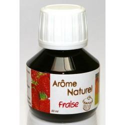 Arome naturel 'fraise' 50ml