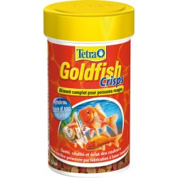 Aliment chips goldfish...
