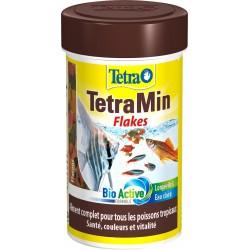 Aliment flocons tetramin...