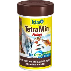 Aliment flocons tetramin 100ml