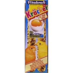 Baguettes canari oeufs x2