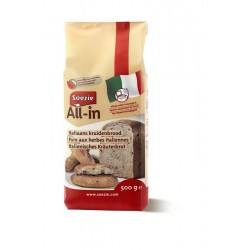 Farine all-in pour pain aux...