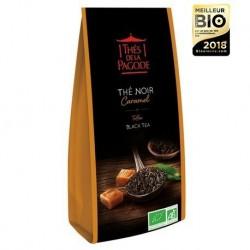 Thé noir au caramel 100g