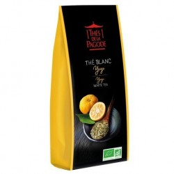 Thé blanc Yuzu 100g