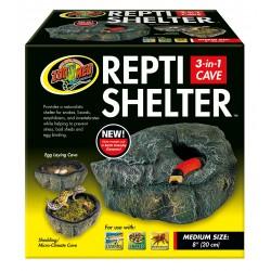 Grotte shelter mm