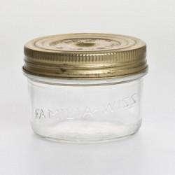 6 terrines en verre