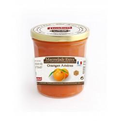 Marmelade oranges amères 375G