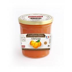 Confiture abricots 375G
