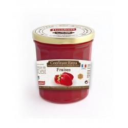 Confiture fraises 375G